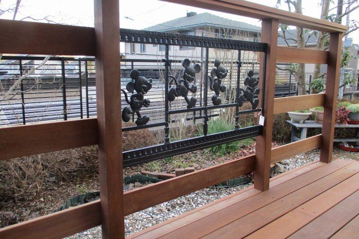 H様邸 ウッドデッキ(ウリンデッキ) リフォーム 庭・ガーデンリフォーム