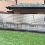 Y様邸 フェンス工事 リフォーム 庭・ガーデンリフォーム