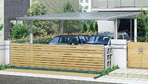 アプローチ・駐車場増設 リフォーム