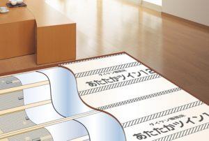 フローリング・床暖房 リフォーム